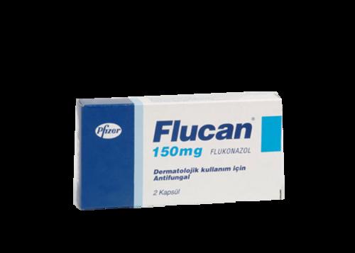 flucan 150 mg kapsül antifungal